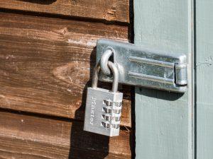 Test - padlock
